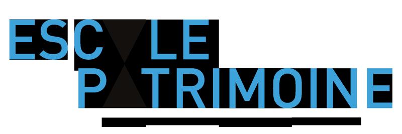 Escale patrimoine Logo
